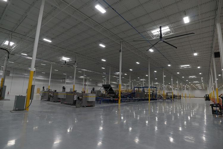 warehouse painting company