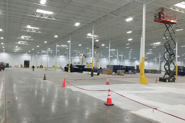 manufacturing warehouse painters